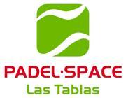 Logo principal de la Web de La escuela de Padel de Padel Space Las Tablas.